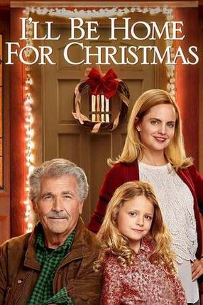 Poster: I'll Be Home for Christmas