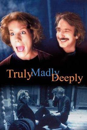 Poster: Wie verrückt und aus tiefstem Herzen