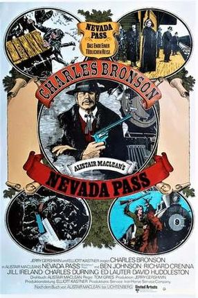 Poster: Nevada Pass