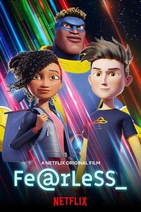 Poster: Fearless – Babysitten ist Heldensache