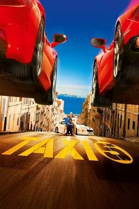 Poster: Taxi 5