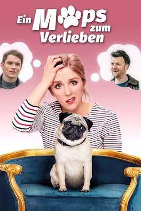 Poster: Ein Mops zum Verlieben