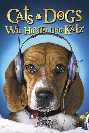 Poster: Cats & Dogs - Wie Hund und Katz