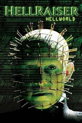 Poster: Hellraiser VIII: Hellworld