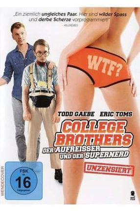 Poster: College Brothers - Der Aufreißer und der Supernerd