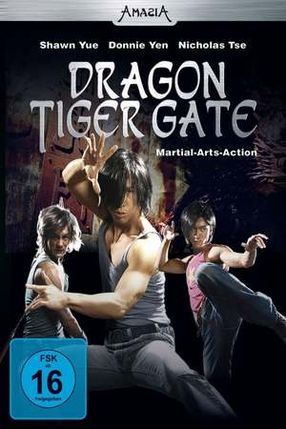 Poster: Dragon Tiger Gate