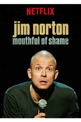 Poster: Jim Norton: Mouthful of Shame