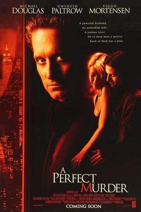 Poster: Ein perfekter Mord