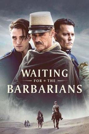 Poster: Warten auf die Barbaren