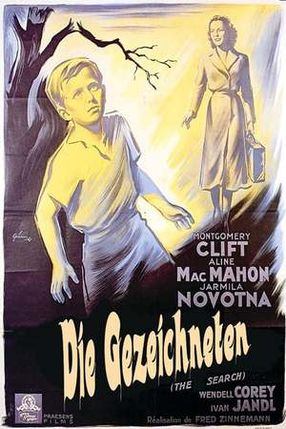Poster: Die Gezeichneten