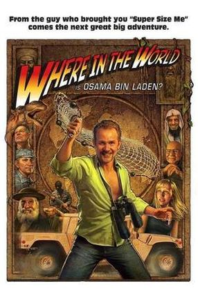 Poster: Where in the World Is Osama Bin Laden?