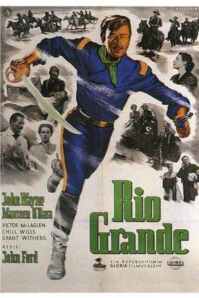 Poster: Rio Grande