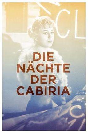 Poster: Die Nächte der Cabiria