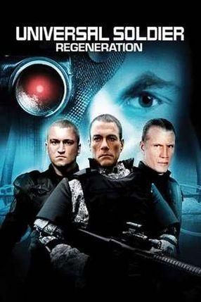 Poster: Universal Soldier: Regeneration