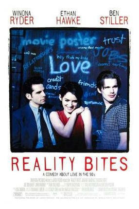 Poster: Voll das Leben - Reality Bites