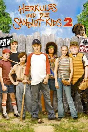 Poster: Herkules und die Sandlot Kids 2
