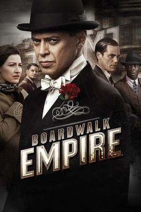 Poster: Boardwalk Empire