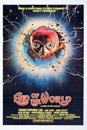 Poster: Das Ende der Welt