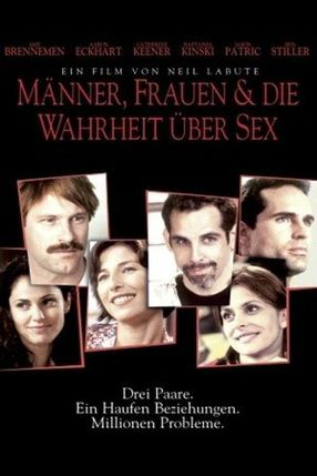 Poster: Männer, Frauen & die Wahrheit über Sex