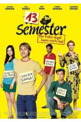 Poster: 13 Semester