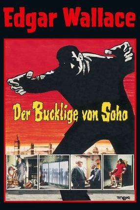 Poster: Edgar Wallace: Der Bucklige von Soho