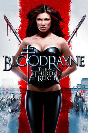 Poster: BloodRayne: The Third Reich