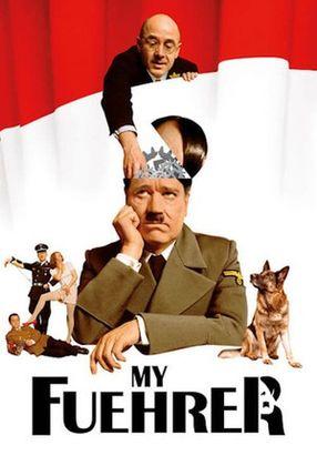 Poster: Mein Führer - Die wirklich wahrste Wahrheit über Adolf Hitler