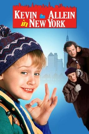 Poster: Kevin - Allein in New York