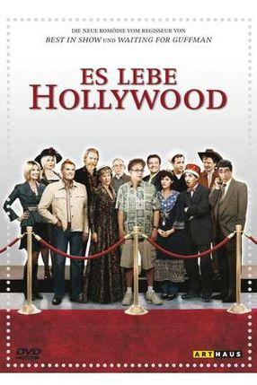Poster: Es lebe Hollywood