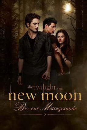 Poster: New Moon - Biss zur Mittagsstunde