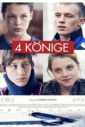 Poster: 4 Könige