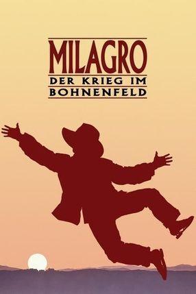 Poster: Milagro - Der Krieg im Bohnenfeld