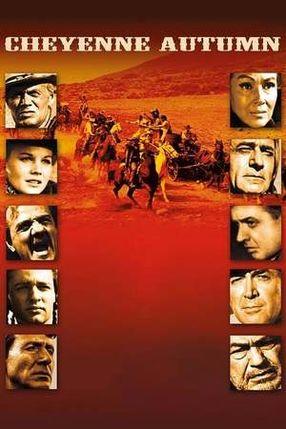 Poster: Cheyenne