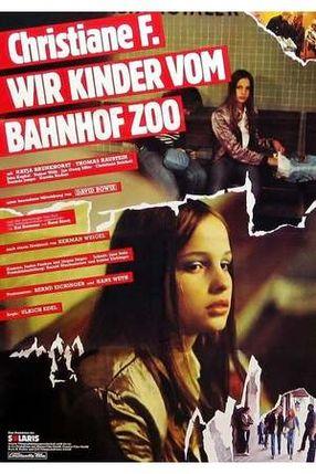 Poster: Christiane F. - Wir Kinder vom Bahnhof Zoo