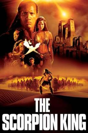 Poster: The Scorpion King