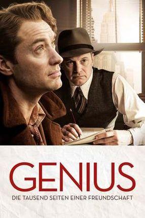 Poster: Genius - Die tausend Seiten einer Freundschaft