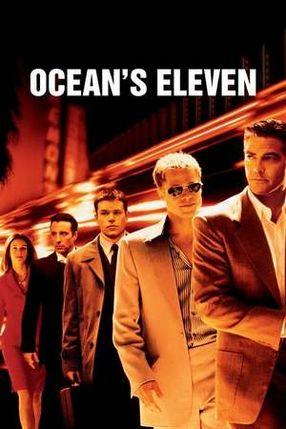 Poster: Ocean's Eleven