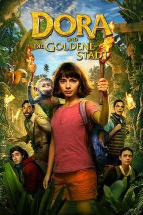 Poster: Dora und die goldene Stadt