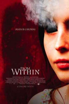 Poster: From Within - Der Nächste bist du!