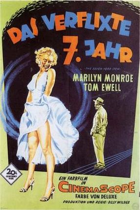Poster: Das verflixte 7. Jahr