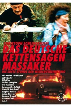 Poster: Das deutsche Kettensägenmassaker