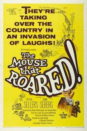 Poster: Die Maus, die brüllte