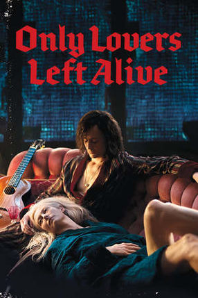 Poster: Only Lovers Left Alive