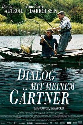 Poster: Dialog mit meinem Gärtner