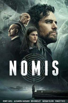 Poster: Nomis - Die Nacht des Jägers