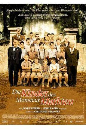 Poster: Die Kinder des Monsieur Mathieu
