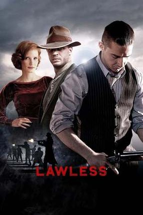 Poster: Lawless - Die Gesetzlosen