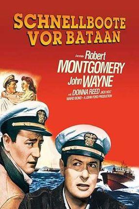 Poster: Schnellboote vor Bataan