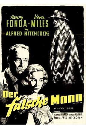 Poster: Der falsche Mann