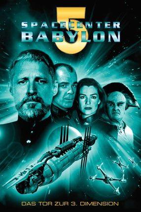 Poster: Spacecenter Babylon 5 - Das Tor zur 3. Dimension